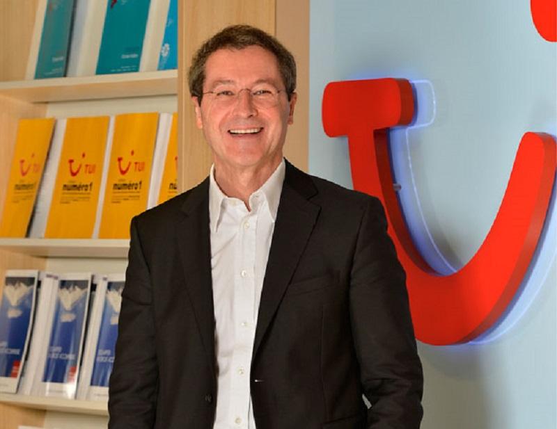A propos de la reprise de Transat France par TUI, Pascal de Izaguirre a donné l'exemple de la cohésion devenue effective entre Marmara et Nouvelles Frontières depuis leur regroupement à Levallois - DR : TUI France