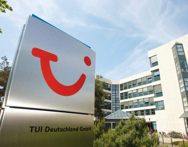 TUI, contrairement à ce qu'il affirme à un plan d'hégémonie. Il aura beau « se faire chanter la pomme » (essuyer de séduire), il ne faudrait pas que le marché se fasse enfirouapper (se faire avoir) - Photo TUI Group