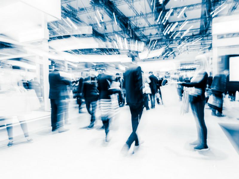 Bien que les dépenses dans l'organisation et la conception des événements et réunions des clients puissent baisser dans certaines régions, les prévisions continuent d'annoncer une croissance globale dans l'industrie © Fotolia