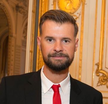 Geoffrey Duval est le président du Visit USA Committee - Photo : DR