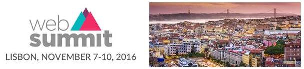 Le Web Summit 2016 a débuté à Lisbonne lundi et se poursuit jusqu'à jeudi 10 novembre 2016 - Photo : Turismo de Lisboa