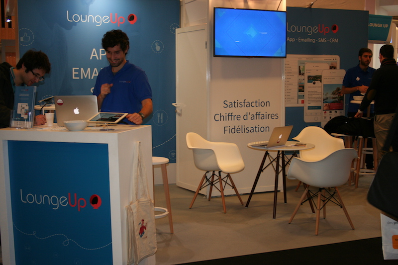 Lounge Up, le service de conciergerie digitale (c) JG