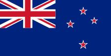 Le drapeau de la Nouvelle-Zélande - DR