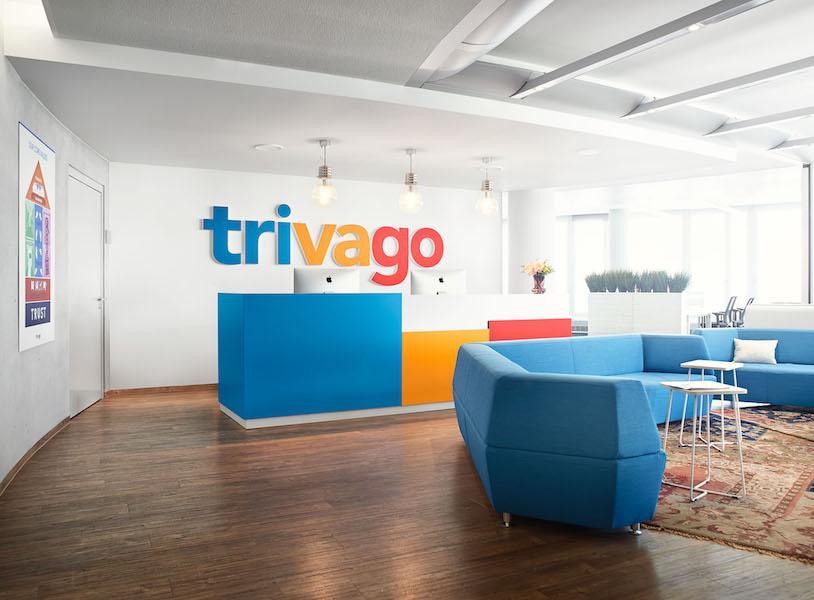 Depuis son rachat par Expedia, la taille de Trivago a été multipliée par six et s'est implantée au Japon, au Brésil et au Moyen-Orient (c) Trivago