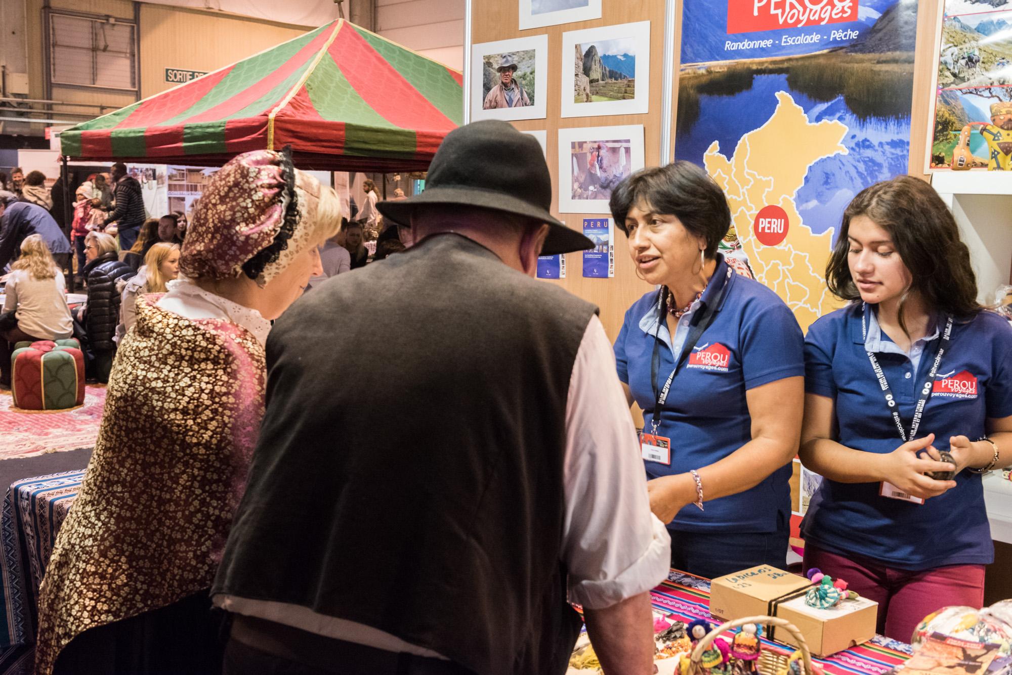 Salon international du tourisme et des voyages une 32e for Salon de voyage