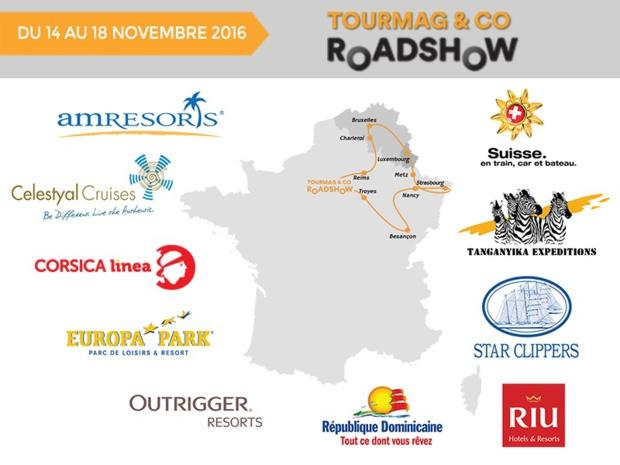 Le TourMaG & Co Roadshow sera à Nancy et Besançon ce jeudi