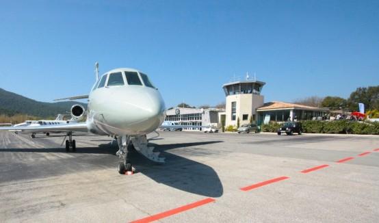 Le poste de Douane de l'aéroport de Saint-Tropez sera fermé - DR