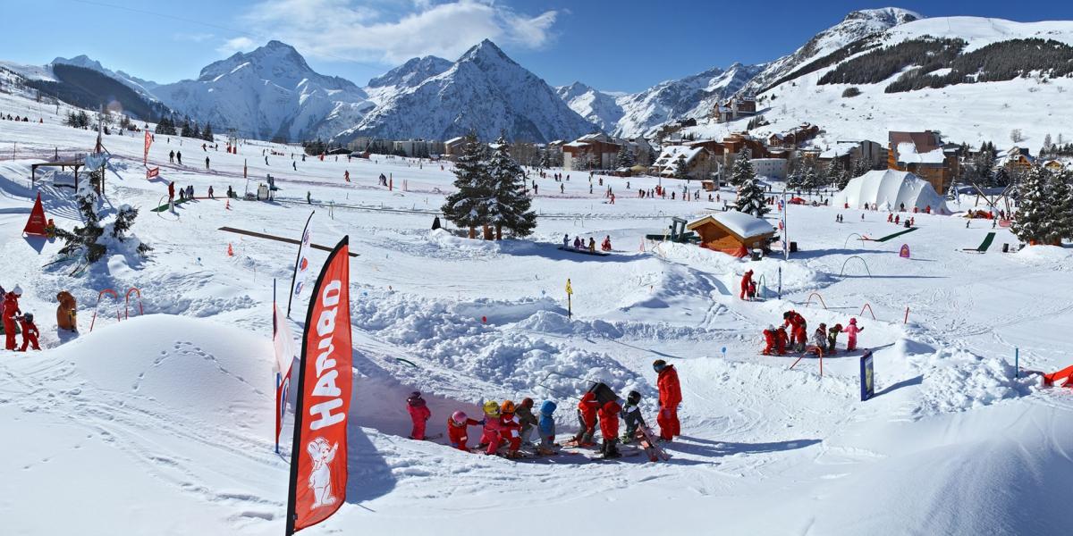 Crédits : B.LONGO / OT Les 2 Alpes
