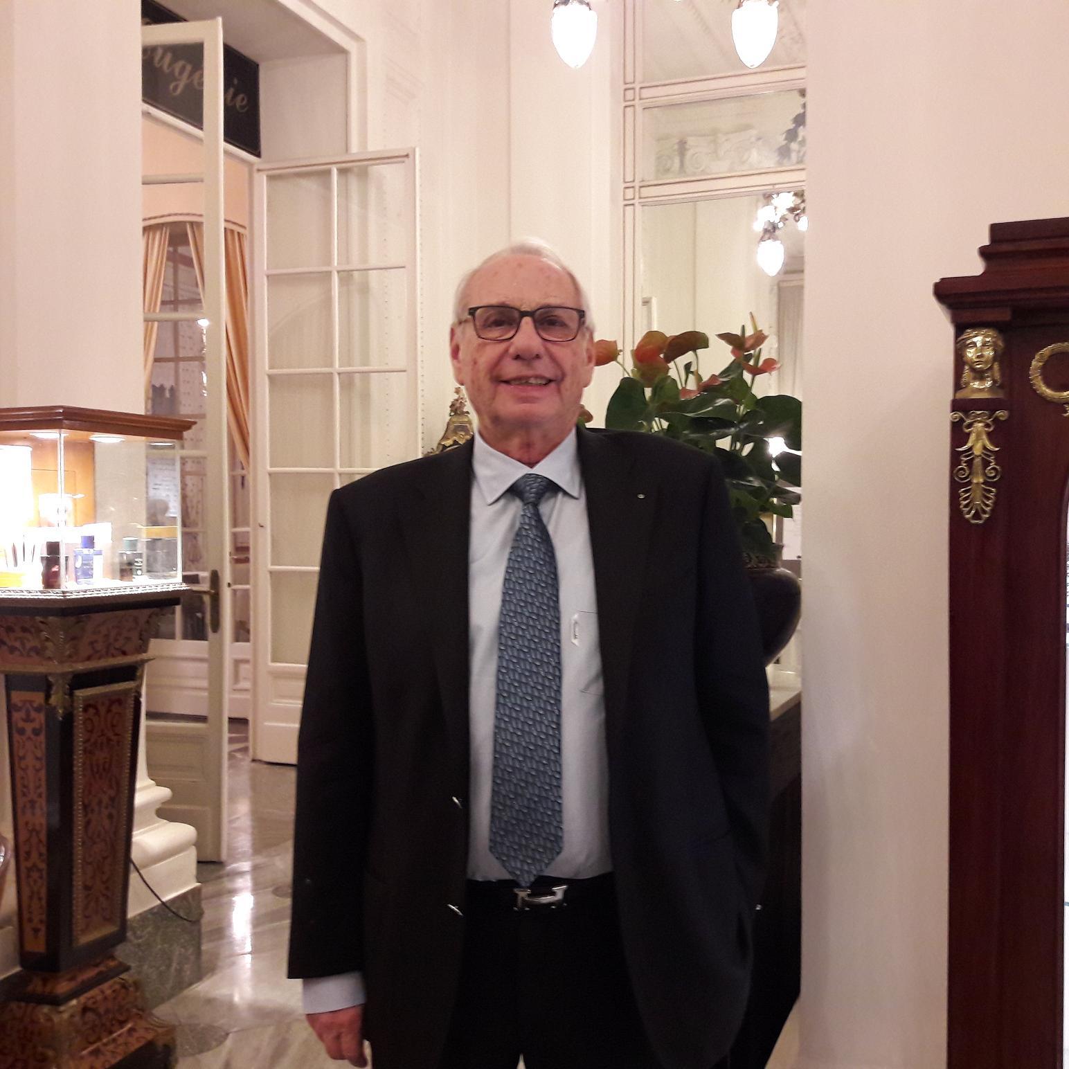 Jean Korcia, président de Manor, un réseau qui s'est imposé sur le marché du Business Travel. MS.