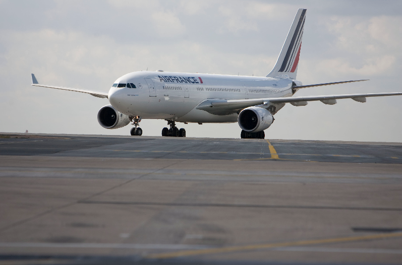 Photo Virginie Valdois AIR FRANCE