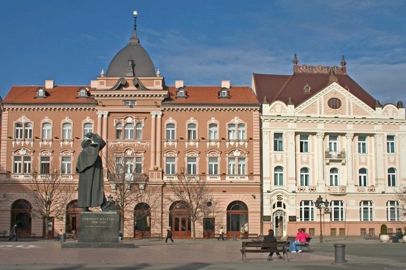 Cette distinction permettra à Novi Sad de mettre en valeur sa culture, au carrefour des civilisations continentales et balkaniques © Dragan Bosnic - National Tourism Organisation of Serbia