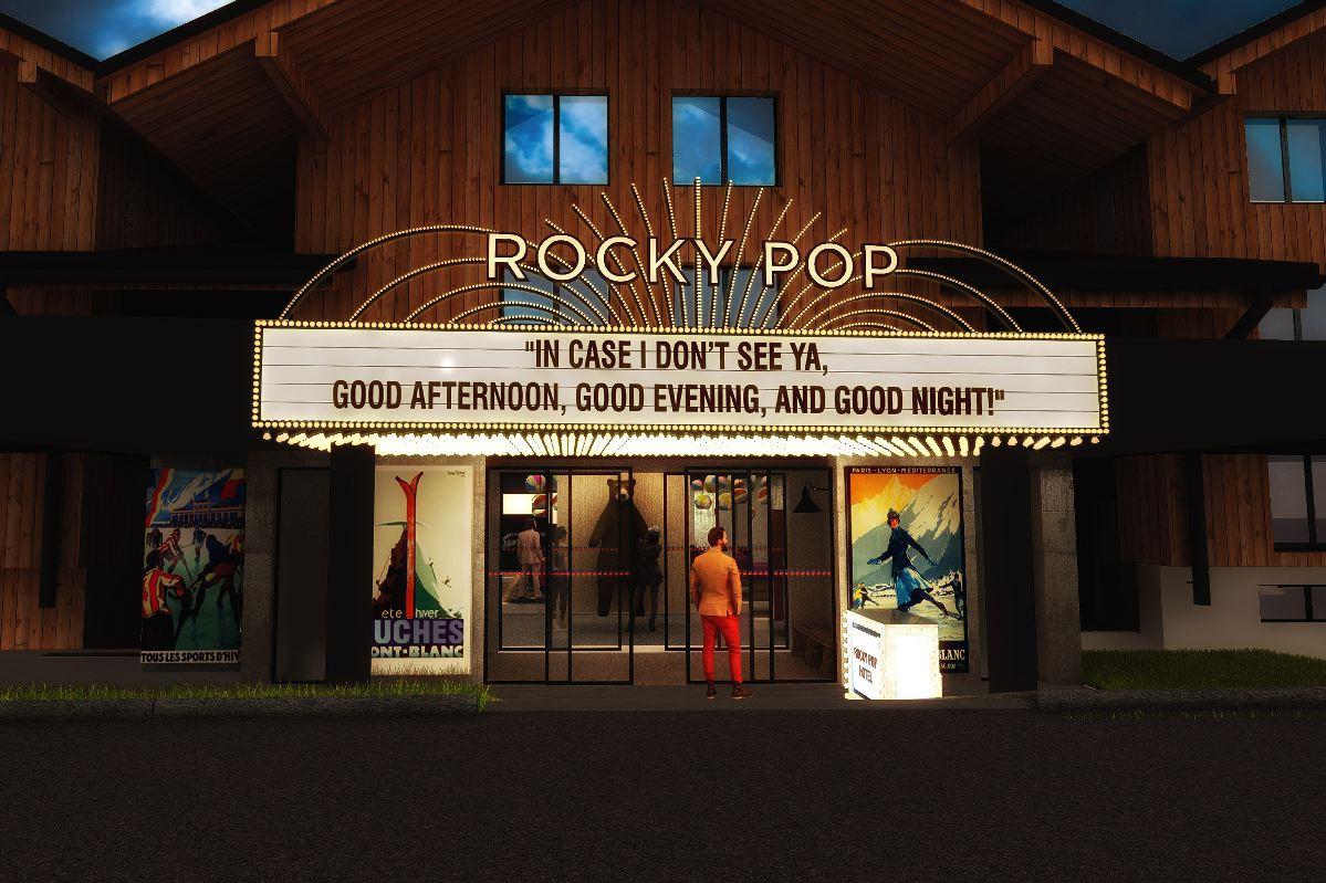 Photo Rockypop hotel