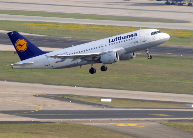 a grève se poursuit vendredi 25 novembre 2016. Cette fois, ce sont les vols court et moyen-courrier en Allemagne et en Europe qui seront touchés Photo Deutsche Lufthansa AG