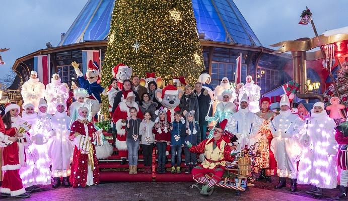 Europa-Park fête Noël jusqu'à la mi-janvier 2017 - Photo : Europa-Park