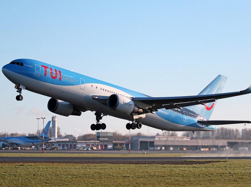 Un Boeing 767-300ER de la flotte de TUIFly - Photo : TUIFly