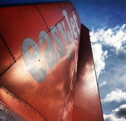 easYjet va considérablement développer son réseau au départ de la France en 2017 - Photo : Instagram-easyJet