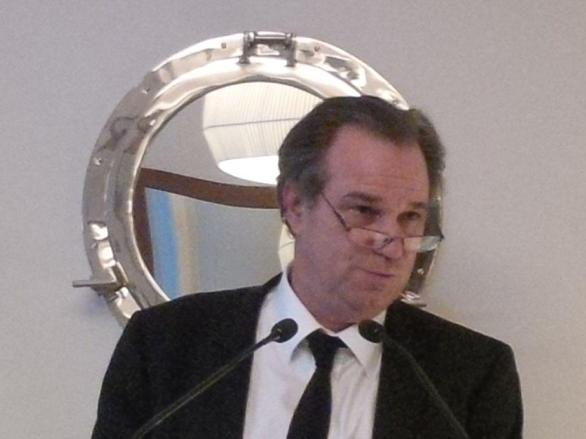 Monsieur Muselier, président du CRT PACA. Photo: A.R.