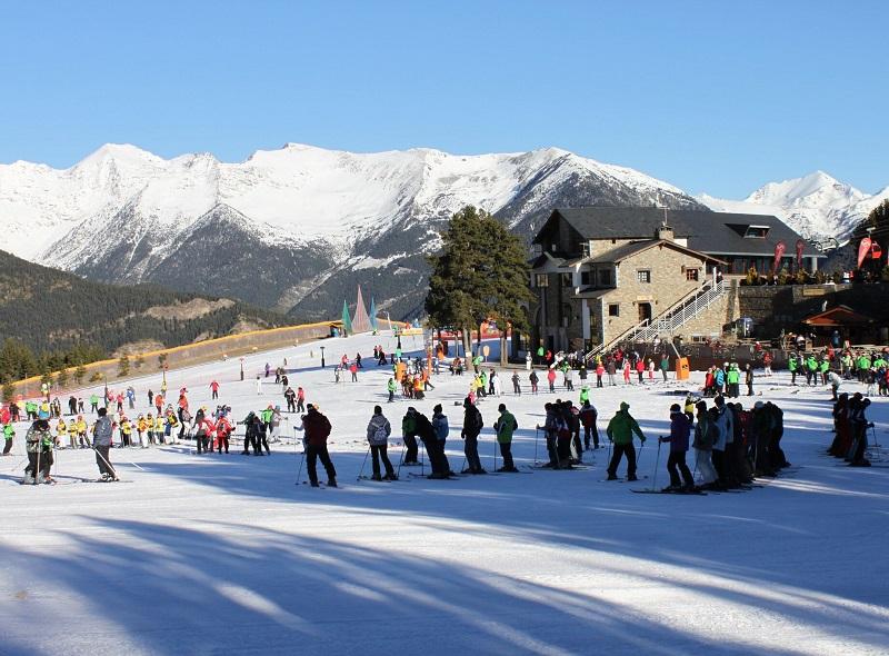 Les stations de ski d'Andorre constituent une escapade insolite au cœur des Pyrénées - DR : A.B.