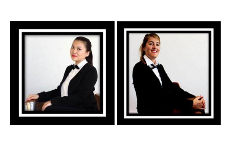 Laurie et Rosalie, expertes Sérénité, animent La Conciergerie - DR : Marco Vasco