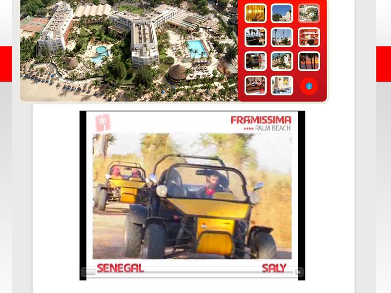 Mamadou Sow compte réorienter la stratégie de l'hôtel Palm Beach de Saly vers le marché local - DR : Palm Beach