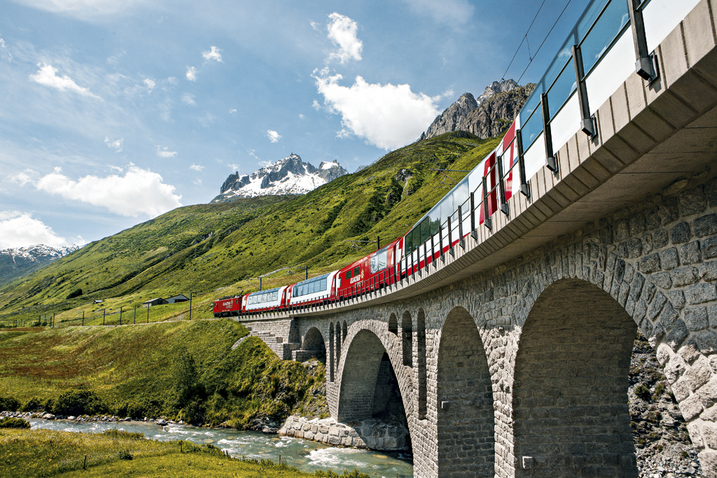 Photo: Swiss Travel System