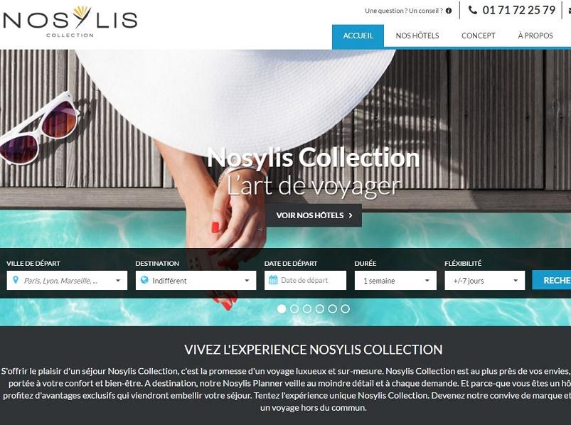 Nosylis Collection, des clubs VIP qui ont déjà séduit 3000 clients. DR Nosylis Collection.