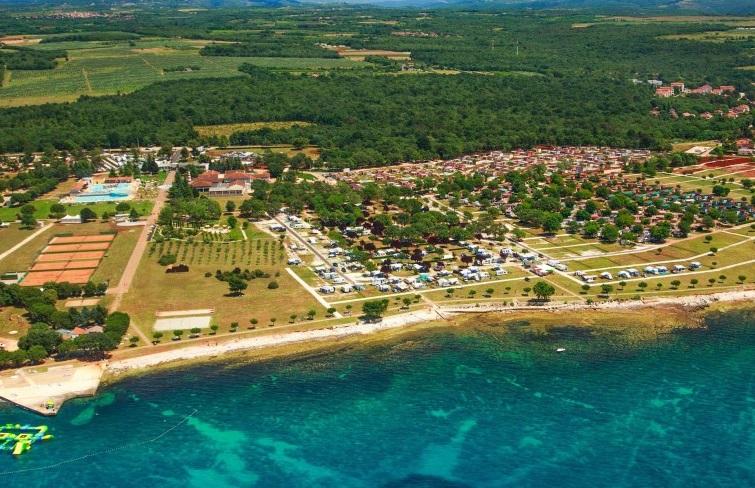 Adriatic Kamp propose 12 nouvelles destinations en Croatie et en Italie, 3, 4 et 5 étoiles - Photo DR