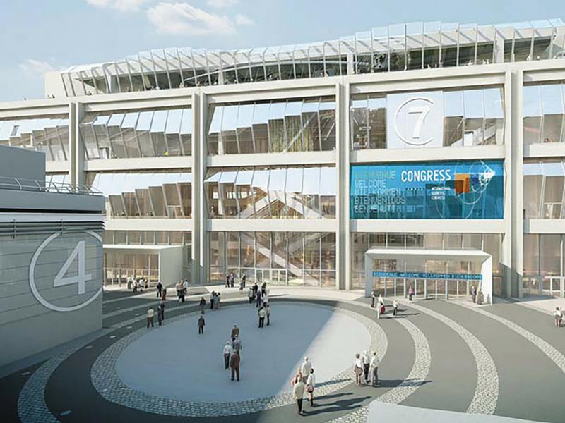 La manifestation se déroulera dans le cadre du Paris Convention Centre, qui ouvrira ses portes en 2018 - DR