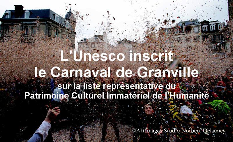 DR : Art Images-Studio Norbert Delauney, Page Facebook du Carnaval de Granville