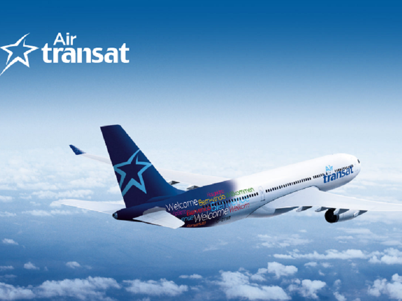 Photo : Air Transat