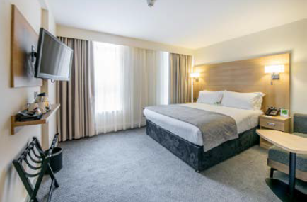 Le Holiday Inn London-Kensington est l'un des plus grands de l'enseigne en Europe avec plus de 700 chambres - Photo : IHG