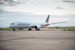 A compter de janvier 2017, American Airlines volera en B787-9 Dreamliner entre Dallas et Paris - Photo : American Airlines