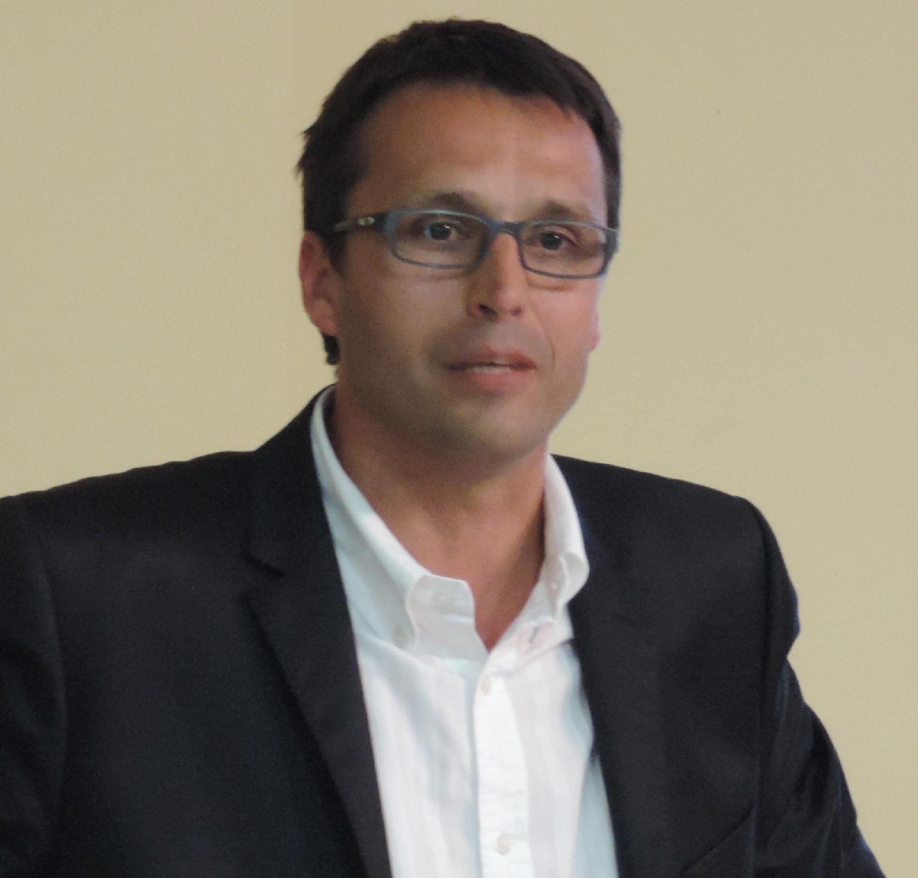 Franck Noel, directeur général de l'Association de Tourisme VTF, qui repose sur un modèle social et solidaire - Photo VTF