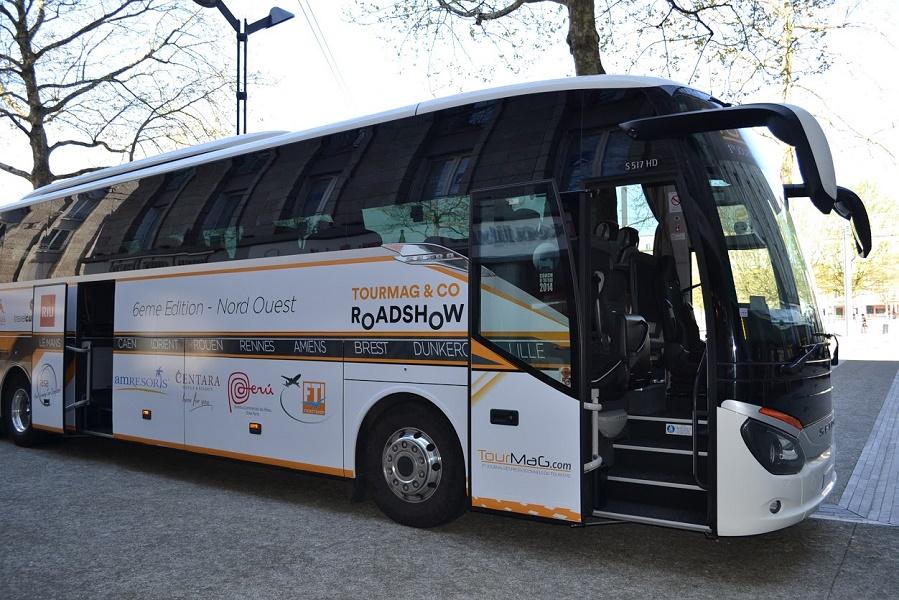 Les autocars Macron peinent à être rentables. DR Tourmag