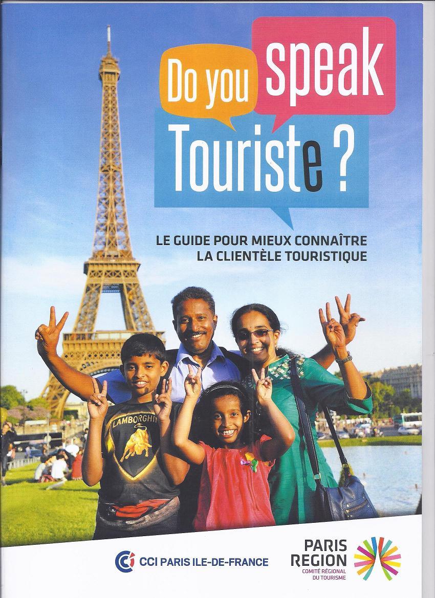 """""""Volontaires du tourisme"""" : l'Ile-de-France se mobilise pour l'accueil des touristes"""