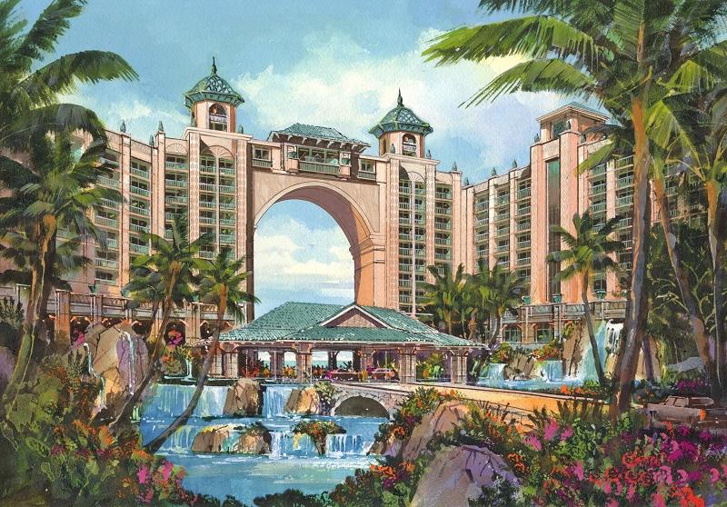 Kerzner Int. signe avec China Oceanwide pour l'ouverture d'un Atlantis à Hawaii