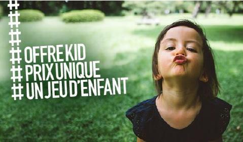 Le nouveau tarif Kids de Thalys est destiné aux enfants de moins de 12 ans - DR : Thalys