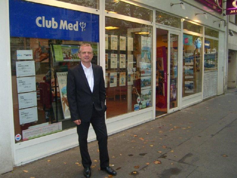 Didier Munin est le président-directeur général du groupe Boiloris - Photo : DR