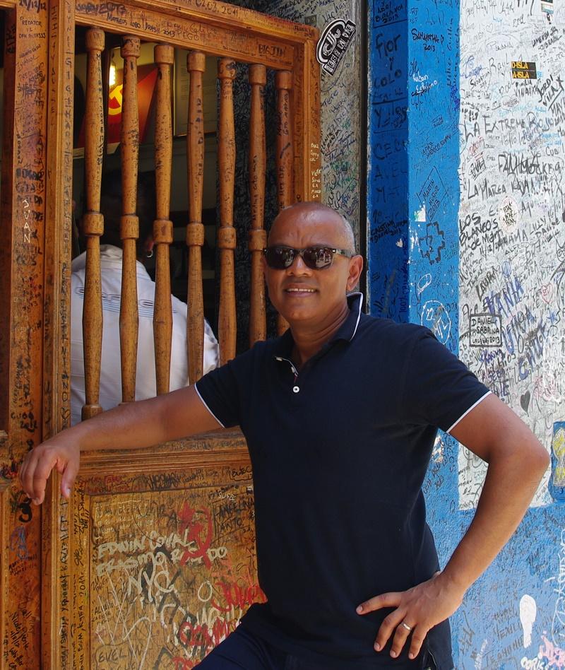 Georges Médina, co-fondateur de Terre Autentik - DR : Terre Autentik