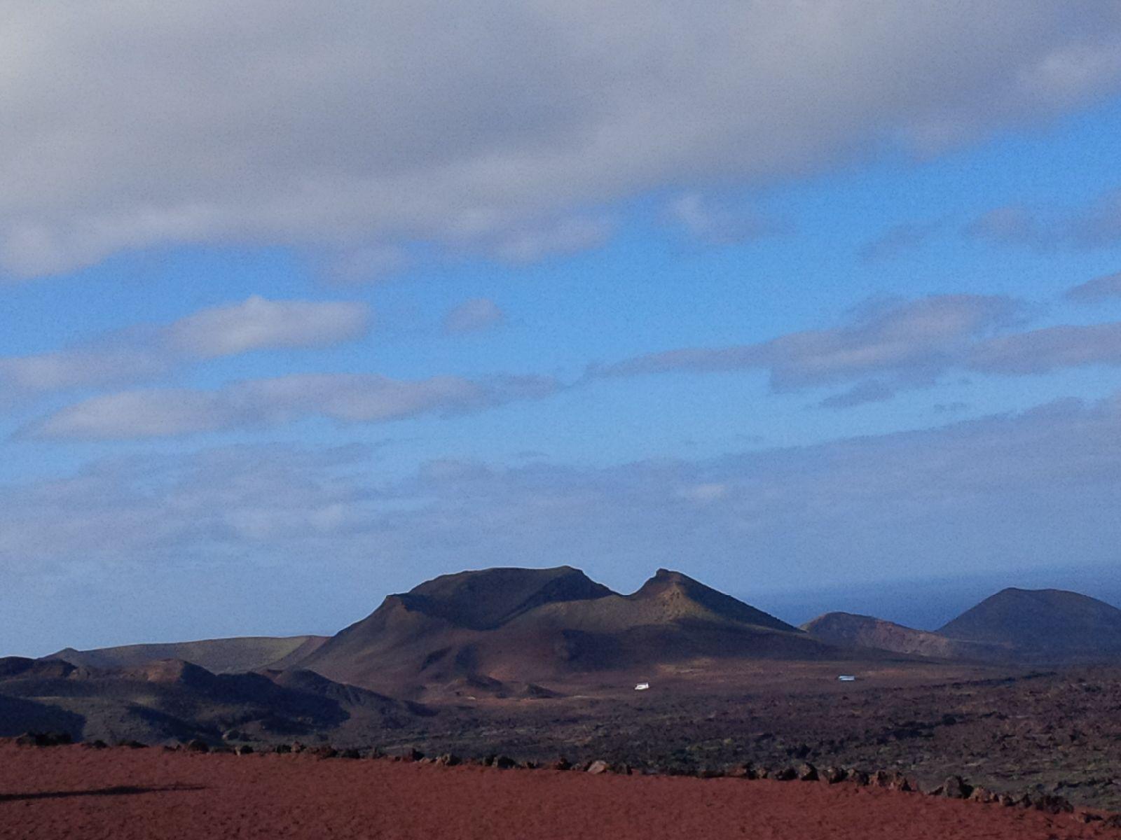 Volcan du parc de Timanfaya. Photo: Aurélie Resch