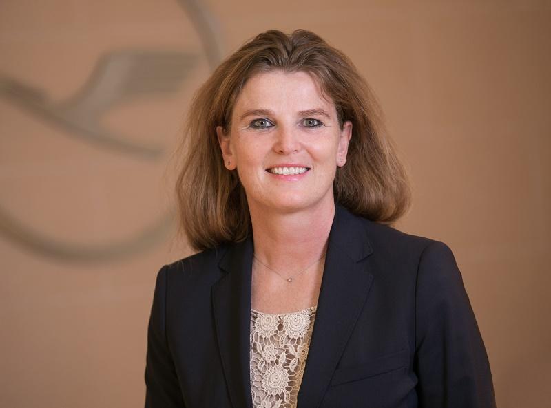 Heike Birlenbach est la nouvelle directrice des ventes des compagnies « hub » du groupe - DR : Lufthansa