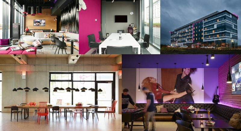Ecosse : ouverture d'un premier Moxy Hotel à Aberdeen