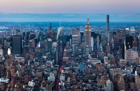 New York va franchir la barre des 60 millions de touristes pour la première fois en 2016 - Photo : NYC & Company