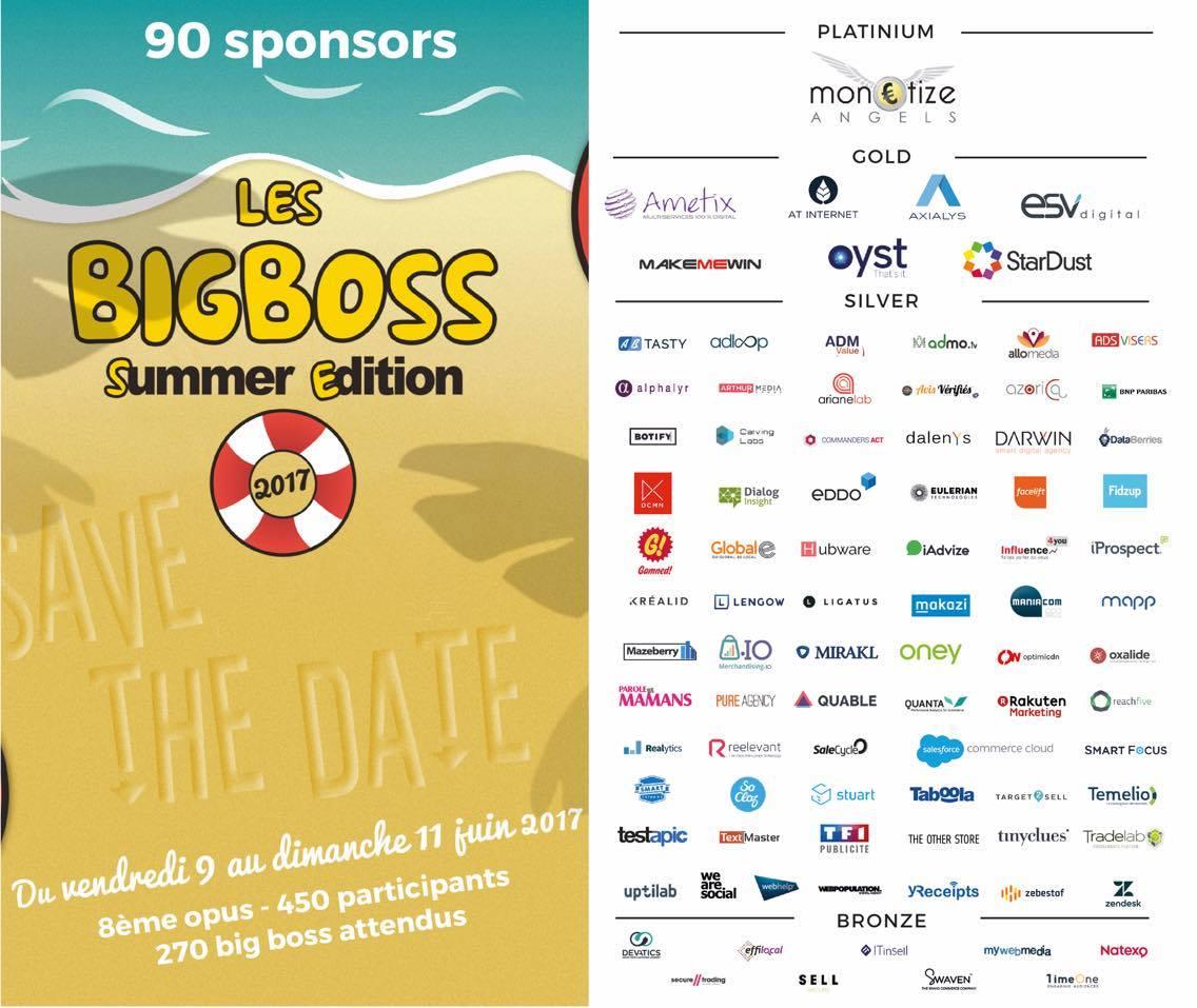 Les BigBoss : la destination de la Summer Edition 2017 dévoilée...