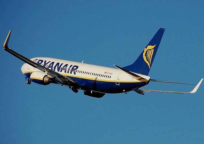 Ryanair a transporté 9 millions de passagers en décembre 2016 - Photo : Ryanair