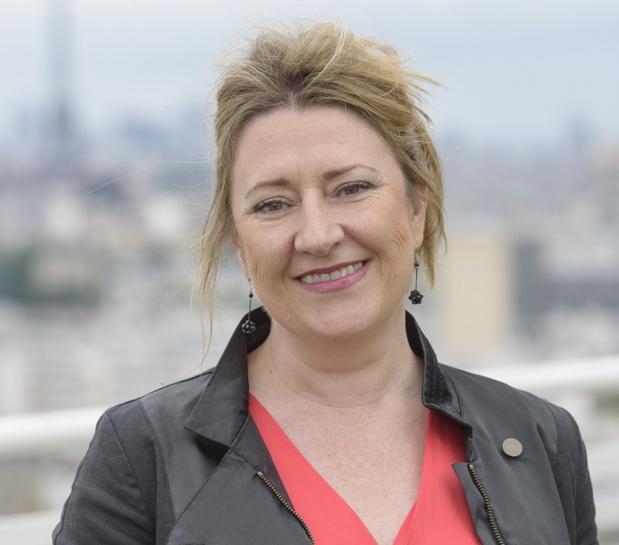 Krystel Blondeau, Directrice Générale quittera ses fonctions fin janvier - Photo Logis DR