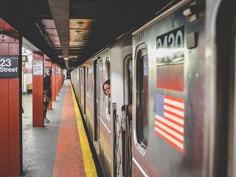 Les 279 stations du métro de New York proposent un accès wifi gratuit depuis le 1er janvier 2017 - DR