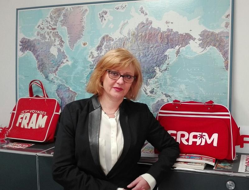 Les ventes de Fram sont réellement reparties à la hausse depuis mi-octobre 2016, selon Isabelle Cordier, directrice générale - DR : P.C.