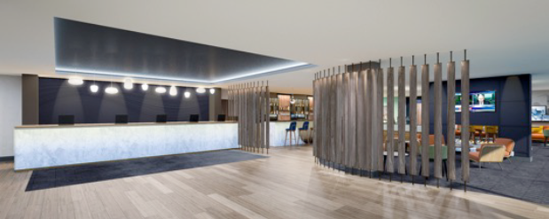 Le Hyatt Place London Heathrow Airport propose 350 chambres - Photo : Hyatt Place