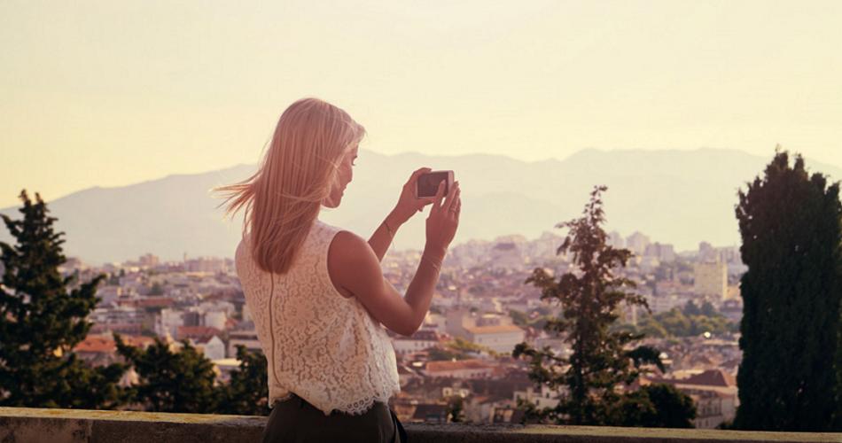 Avec Lufthansa Mobile, les voyageurs peuvent utiliser leur portable à l'étranger sans payer des factures gigantesques - Photo : Lufthansa